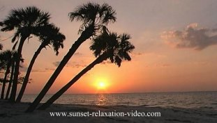 Sunset Relaxation DVD